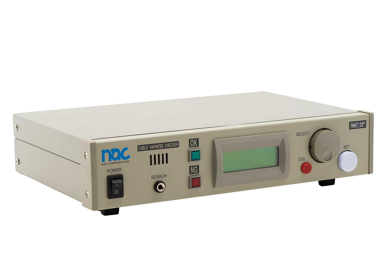 ハーネスチェッカー nacman NMC128+