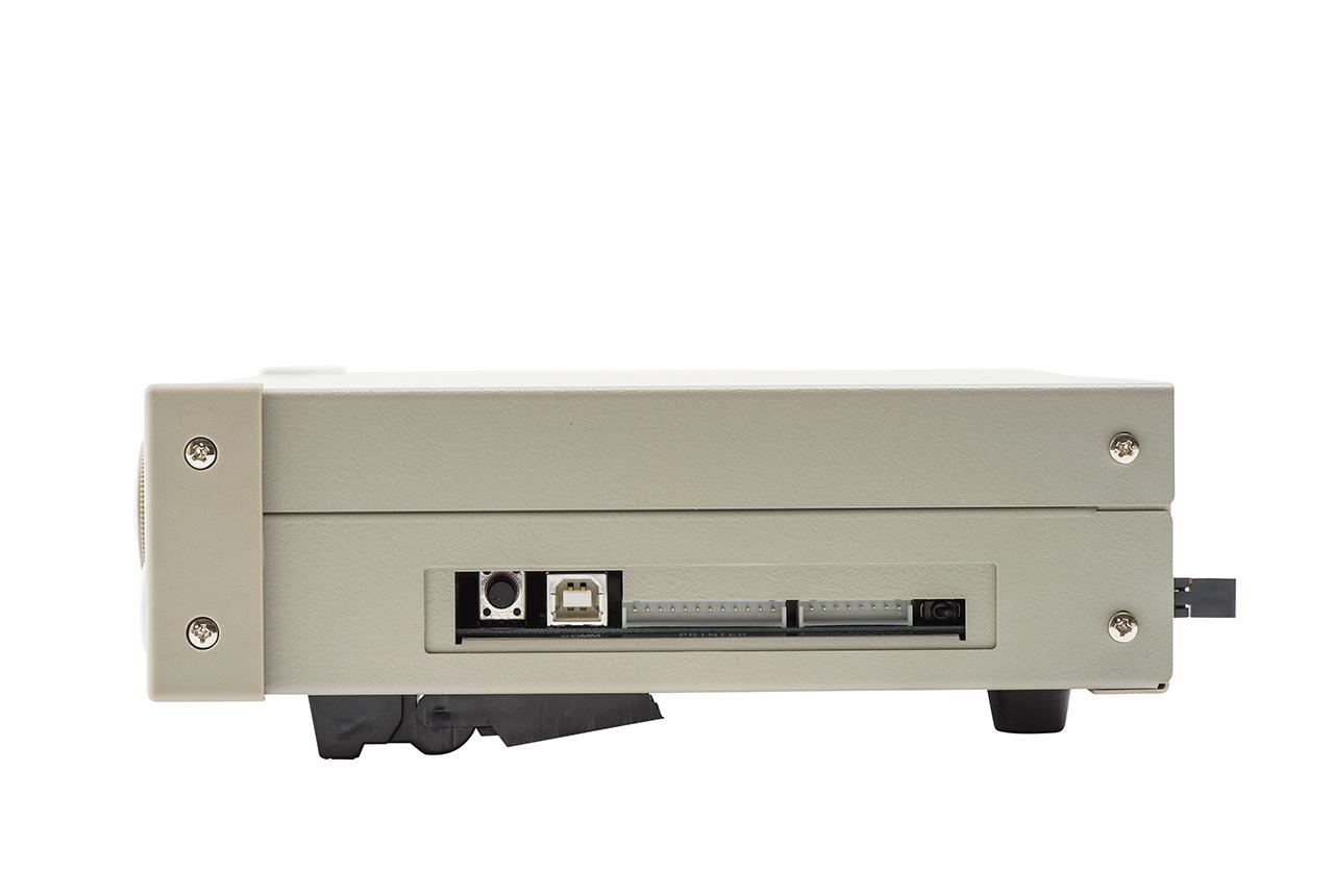 ハーネスチェッカー nacman NMC128+ 側面