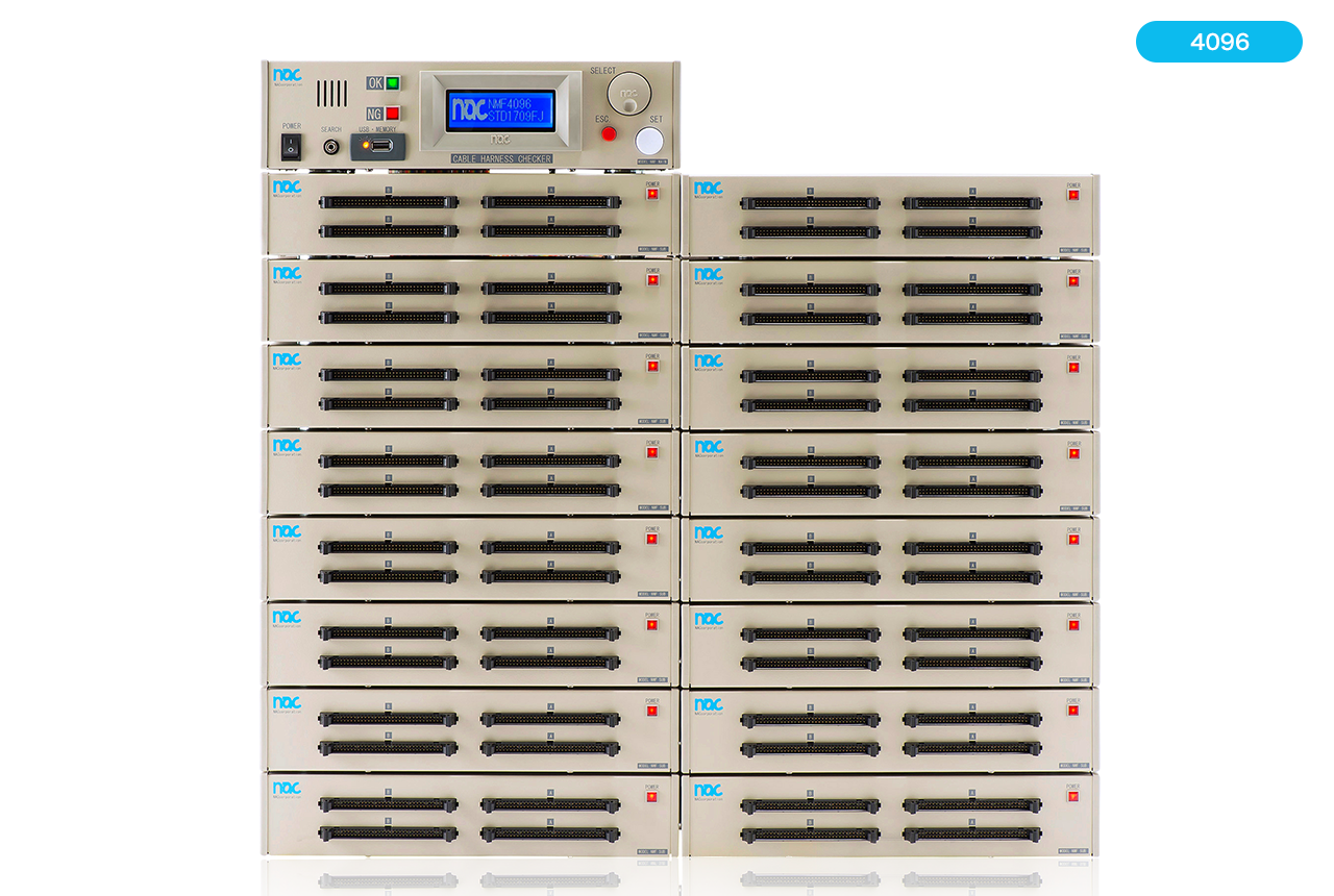 ハーネステスター(ハーネスチェッカー) nacman NMF4096