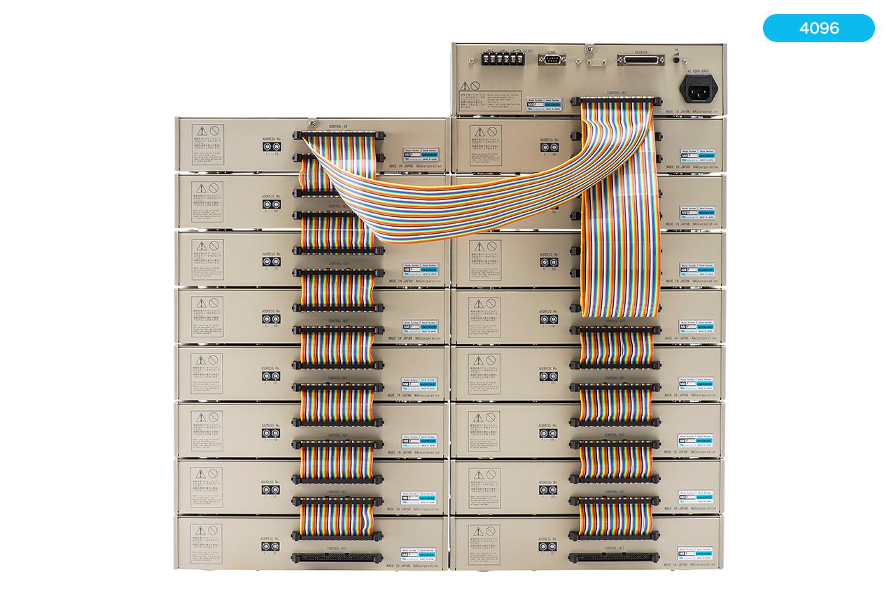ハーネステスター(ハーネスチェッカー)nacman NMF4096 背面