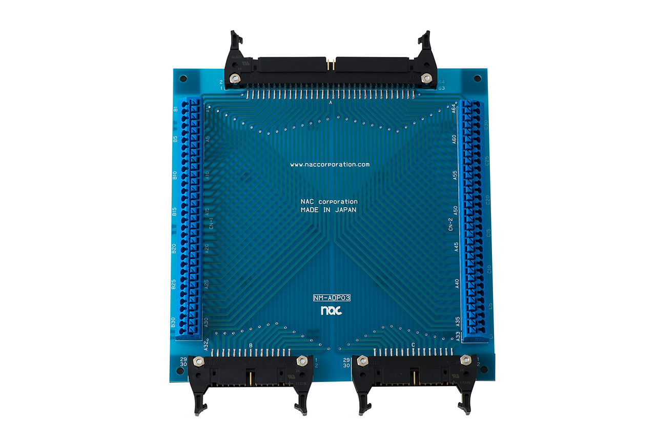 ハーネス検査(ハーネスチェッカー)用 治具基板 NMADP-03