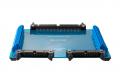 ハーネス検査(ハーネスチェッカー)用 治具基板 NMADP-03のコネクタ(30pin×2個)