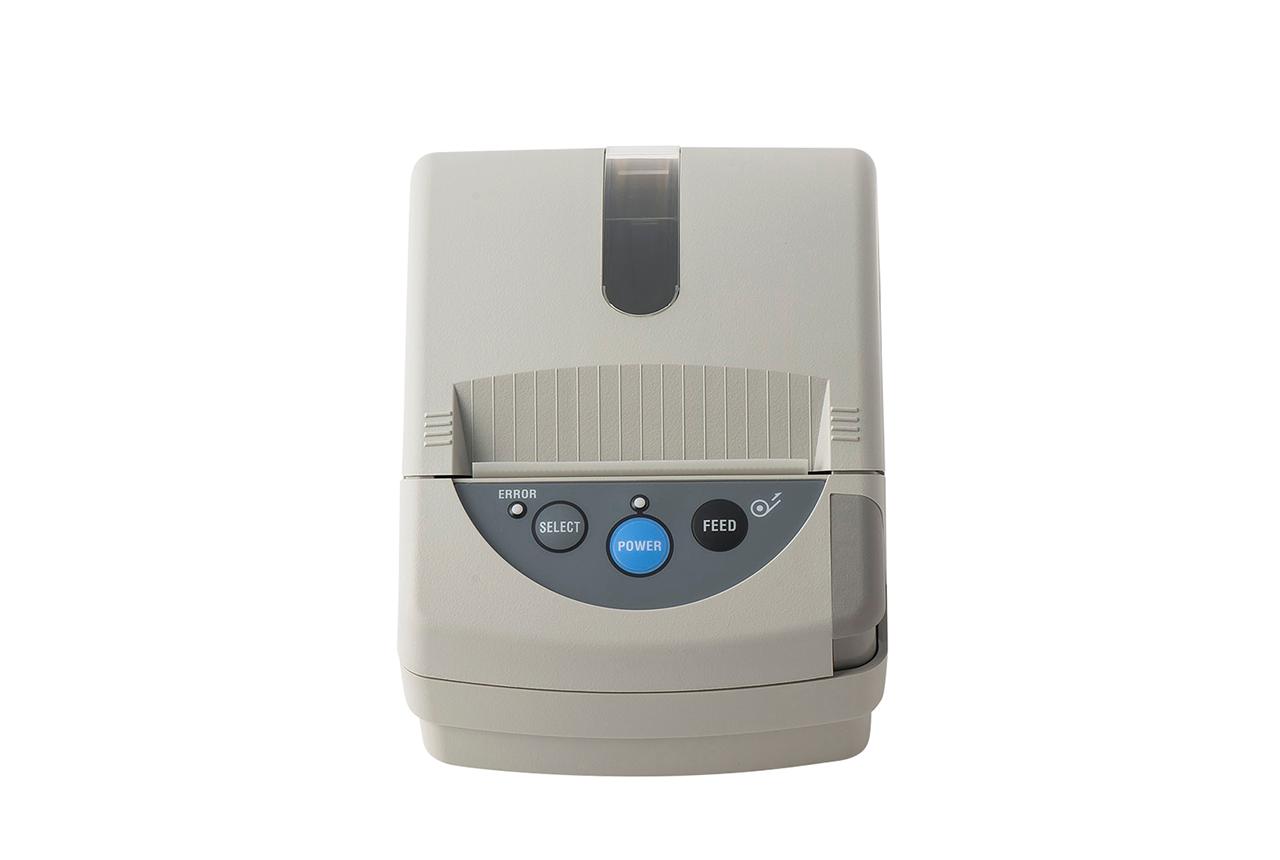 ハーネス検査器(ハーネスチェッカー)に接続できる感熱紙プリンタ