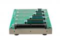 ハーネス検査用 変換アダプタ治具 NM-ADP-04Lの背面コネクタ