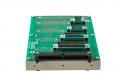 ハーネス検査用 変換アダプタ治具 NM-ADP-06Lの背面コネクタ