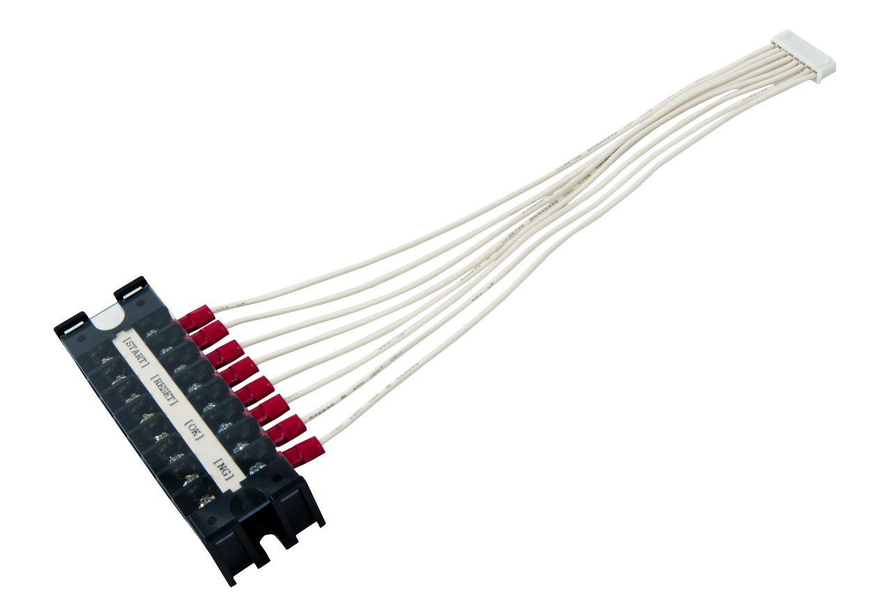 NMC+用 外部入出力端子台ケーブル