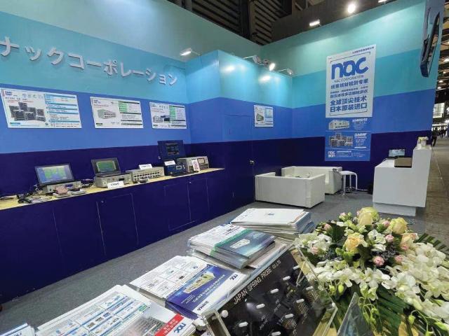 ワイヤーハーネス検査器メーカー ナックコーポレーションの展示会3